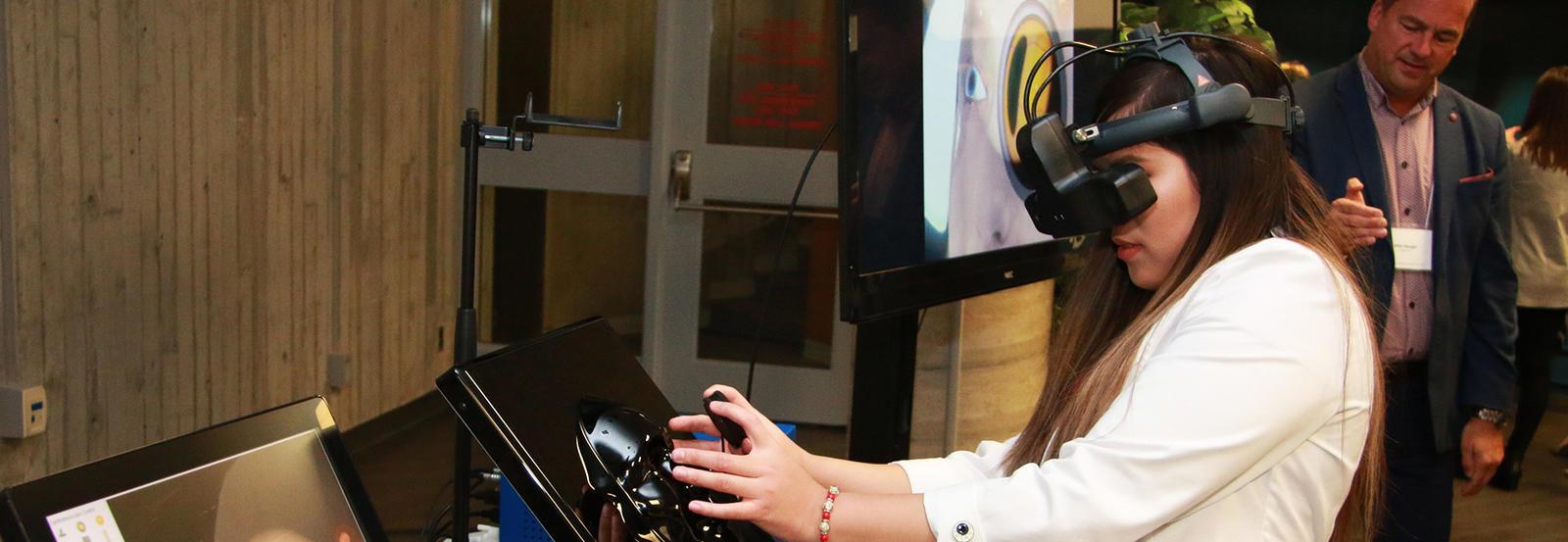VR optometry