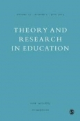Theory and Research in Education book cover
