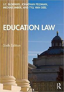 Education Law textbook