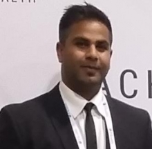 profile picture of Arjun Puri.