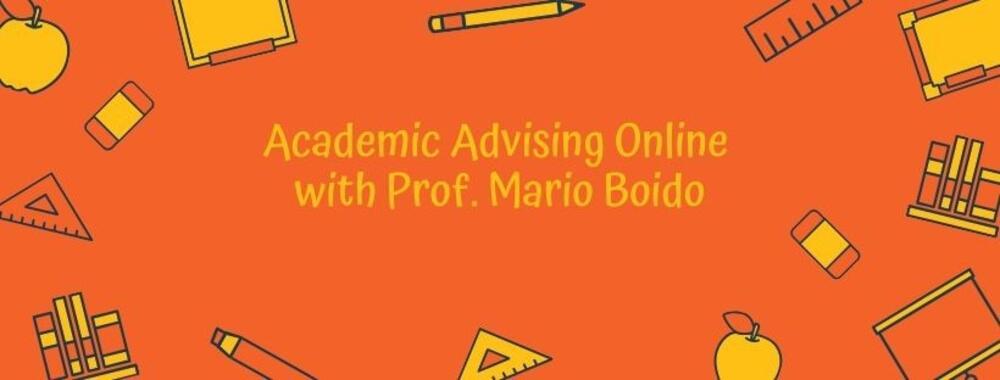academic advising online