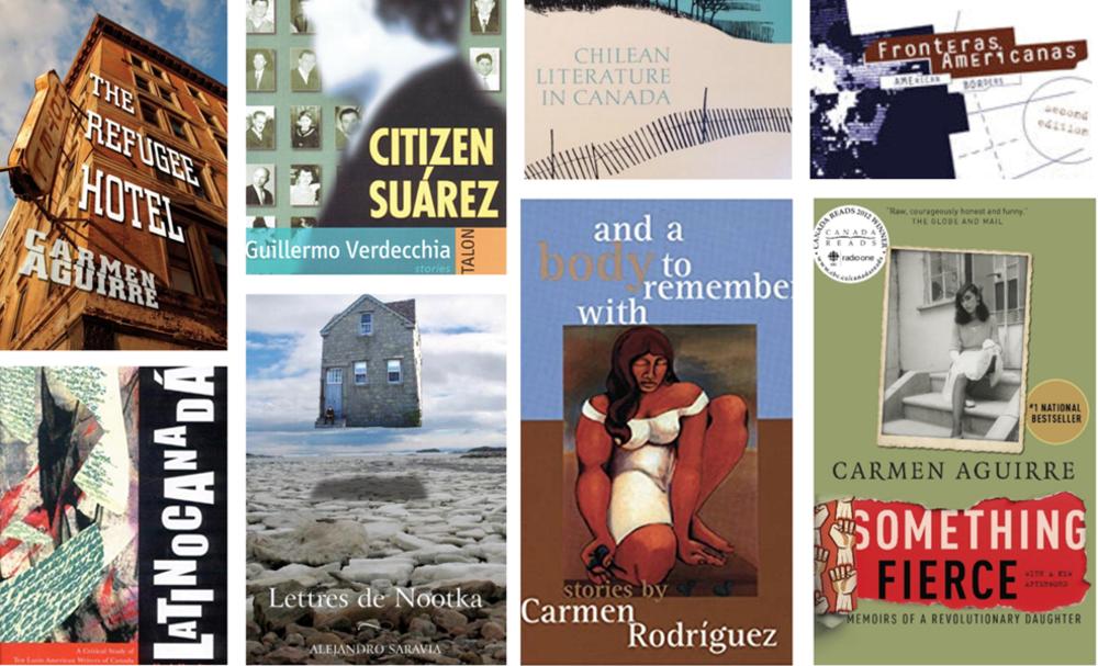 Various Latino-Canadian Literature