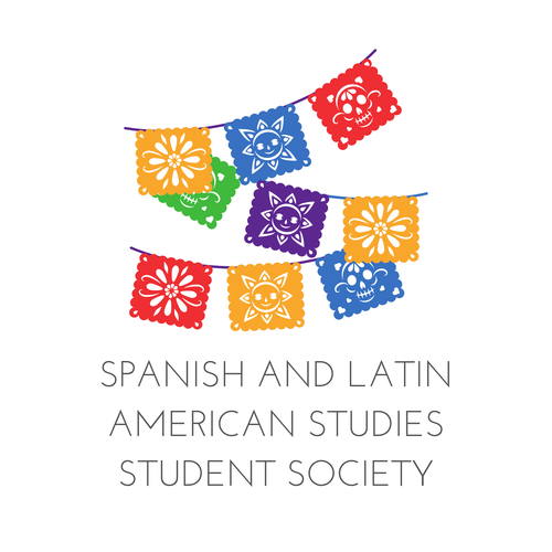 Spanish and Latin American Studies Student Society logo