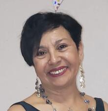 Photograph of Regina Vera-Quinn