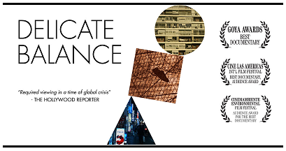Delicate Balance poster
