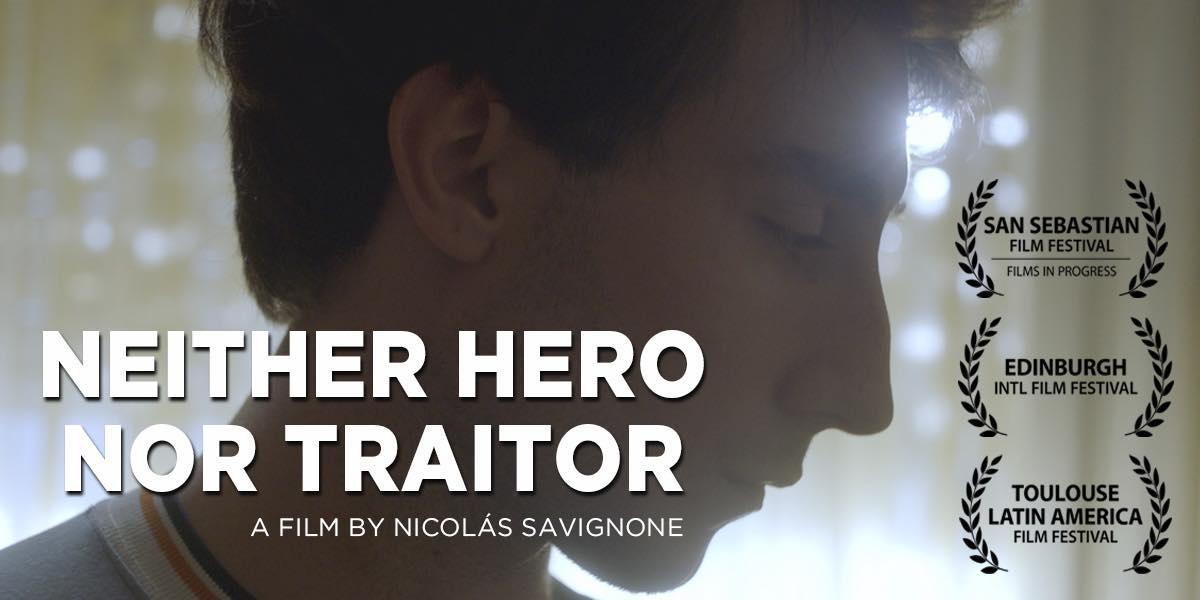 Neither hero nor traitor