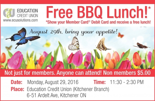 poster of free bbq