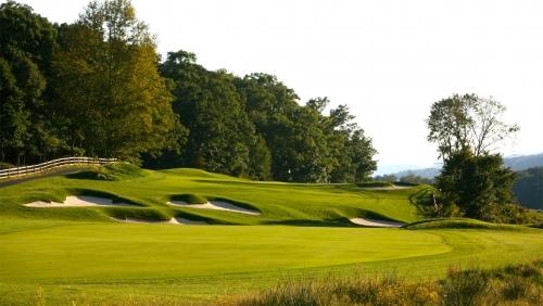 Tri-City Golf Club Greens