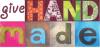 hand made craft sign