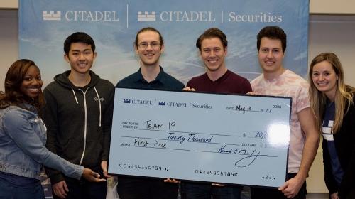 Datathon Winners 2017