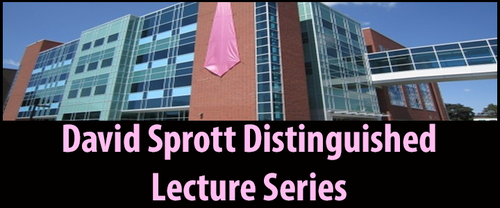 David Sprott Distinguished Lectures