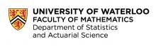 Waterloo Statistics logo