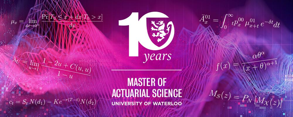 MACTSC 10th Anniversary banner