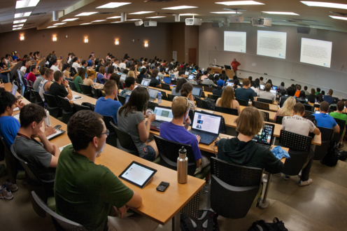 STP 105 (Lecture Hall)