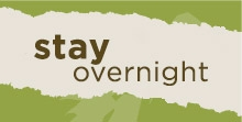stay overnight action button