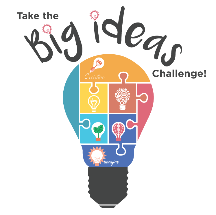 Big Ideas Challenge lightbulb