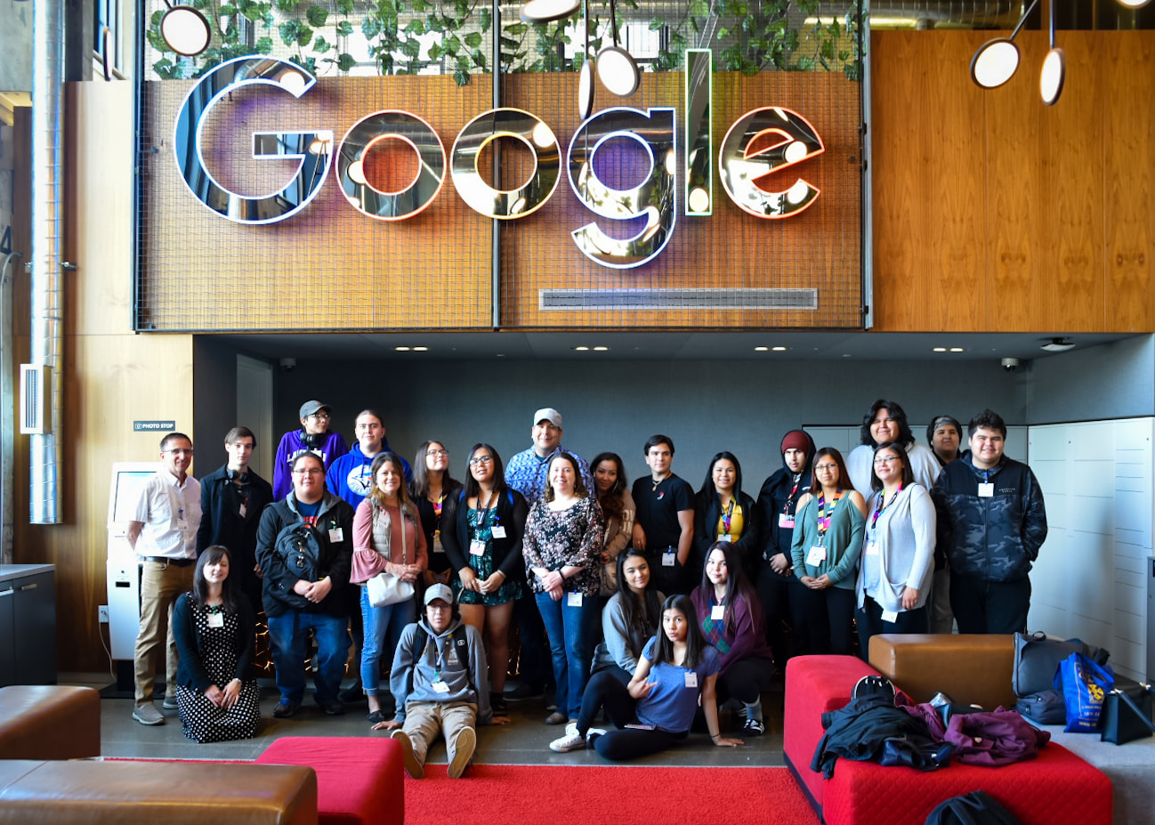 Team Pic of LEAD at Google