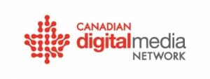 Canadian Digital Media Network logo