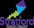 Stratford Public Library logo