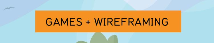 game wireframing