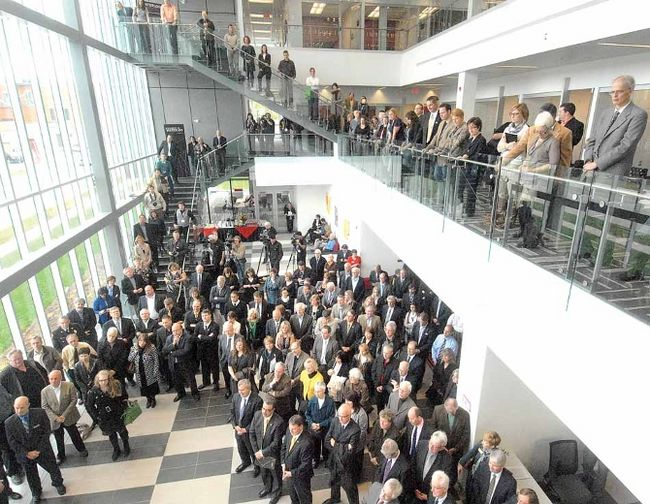 Grand opening of Stratford campus