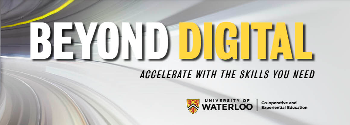 Beyond Digital. Accelerate with the skills you need.