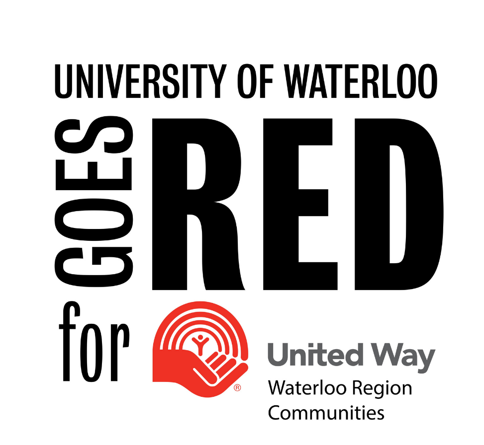 University of Waterloo Goes RED for United Way