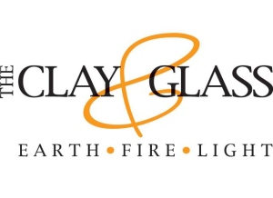 Canadian Clay and Glass Gallery logo