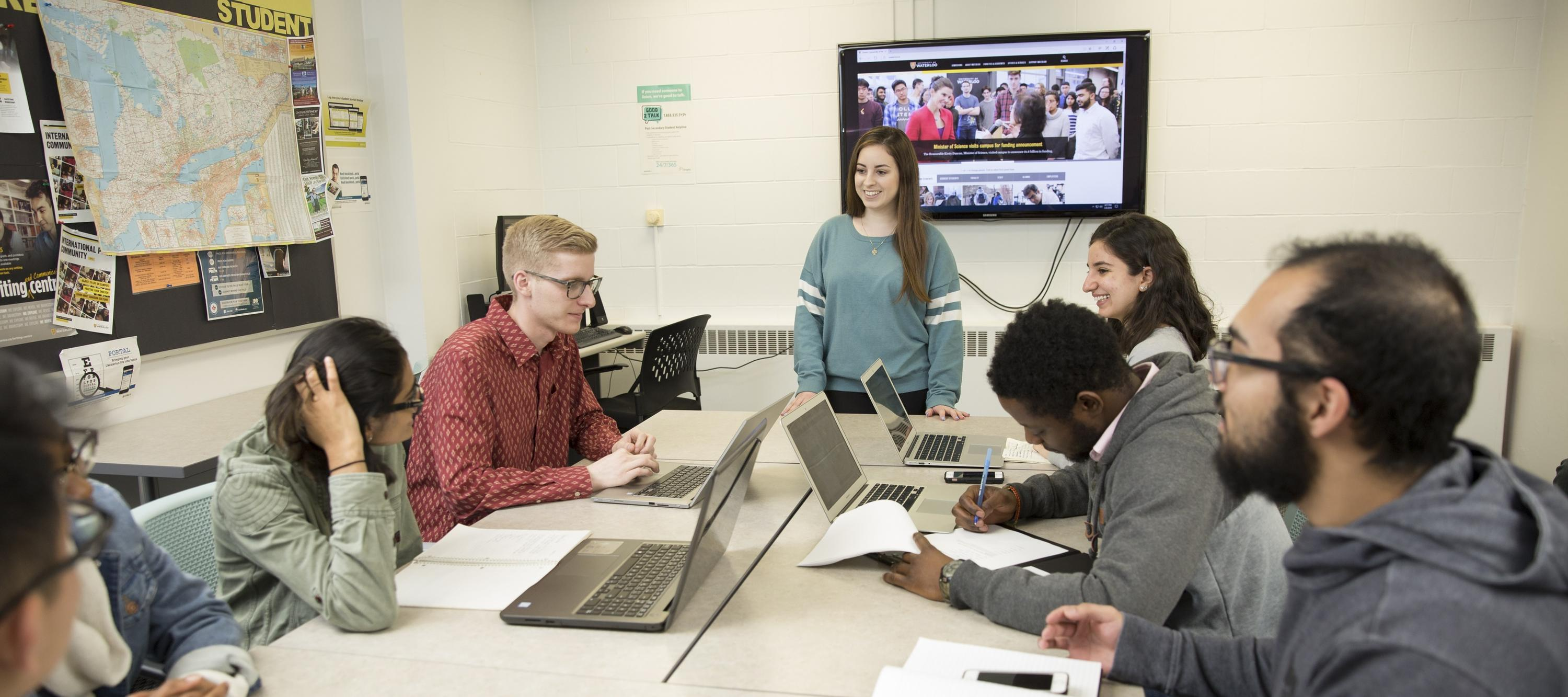 student consultation group