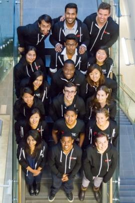 TEDxUW Team