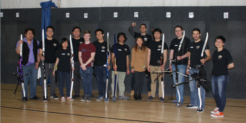Elven Army Almost It S The Uwaterloo Archery Club