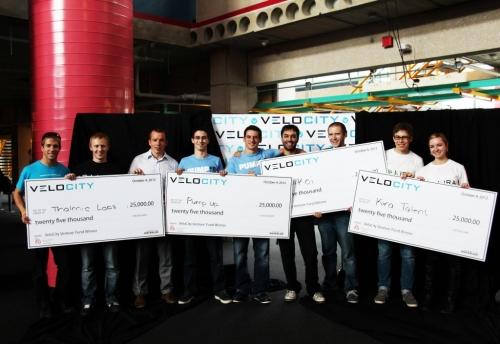 VeloCity Venture Fund winners