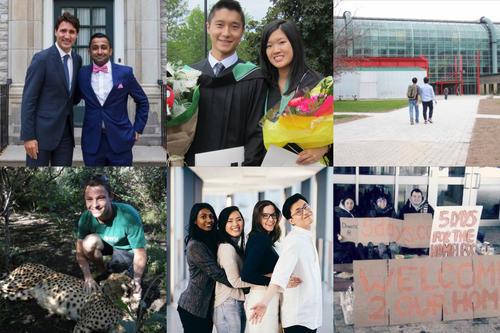 Students from our favourite UWaterloolife blog posts.