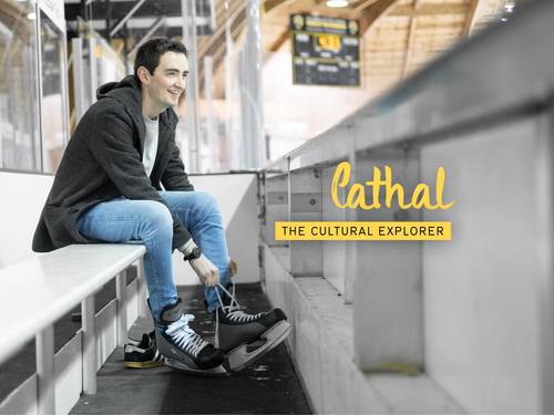Cathal's exchange story
