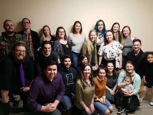 Indigenous Students' Association.