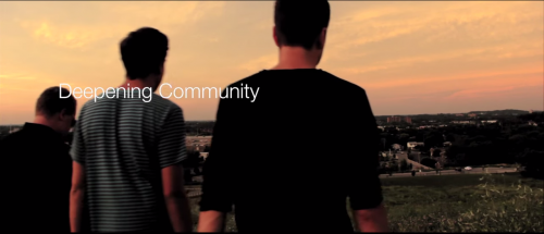Matthew Steinman and Michael Born in deepening community video