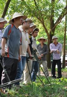 Minesweeping in Hanoi