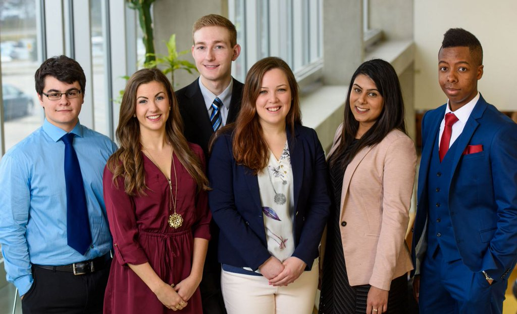 2015 UWaterloo Co-op Students of the Year