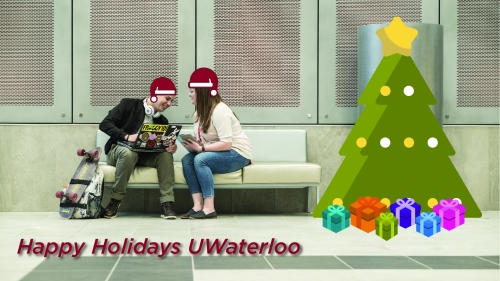 Happy Holidays UWaterloo!
