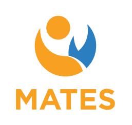 UW MATES logo.