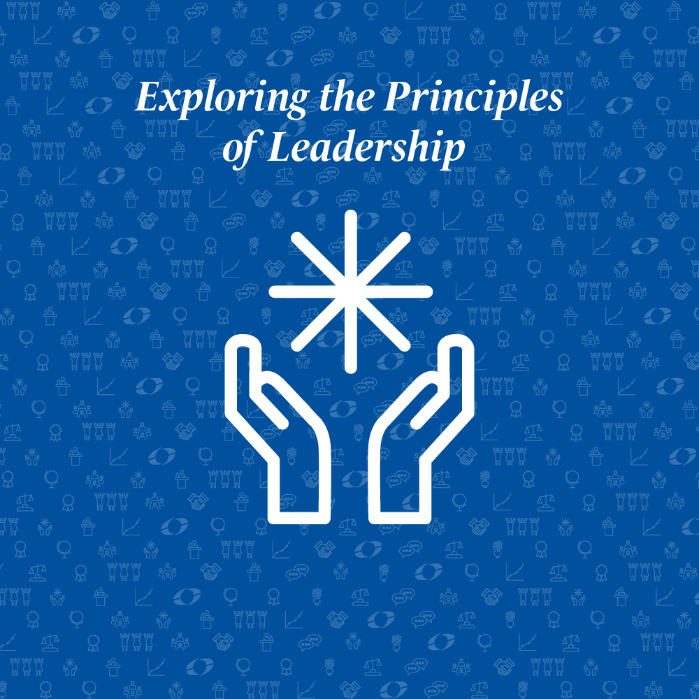 """exploring the principles of leadership"""