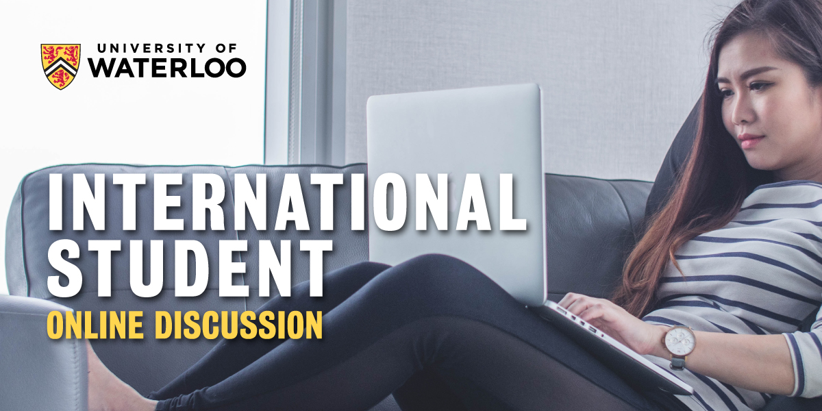 International Student Online Discussion