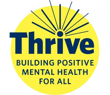 Thrive Week logo.