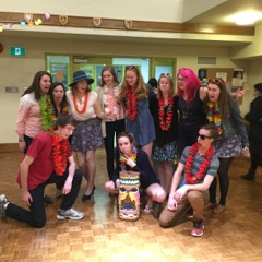 Renison Residents with Emma