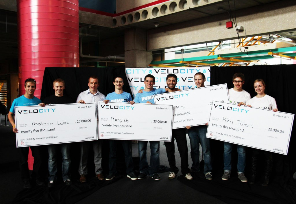 VeloCity Venture Fund winners