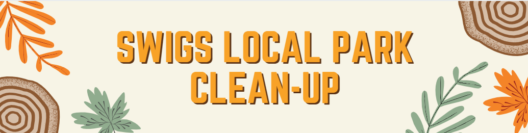 SWIGS Local Park Clean-Up