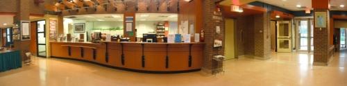 REV Front Desk