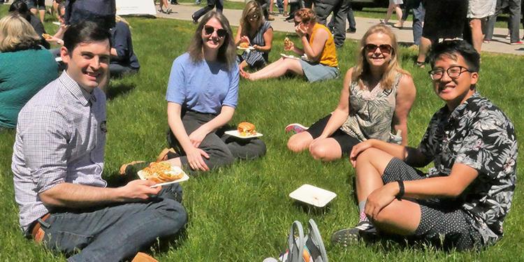 Keystone picnic