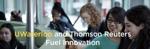 Thomson Reuters and University of Waterloo to Fuel