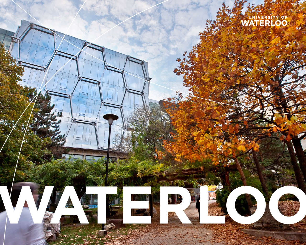 University of Waterloo wallpapers | Support Waterloo ...